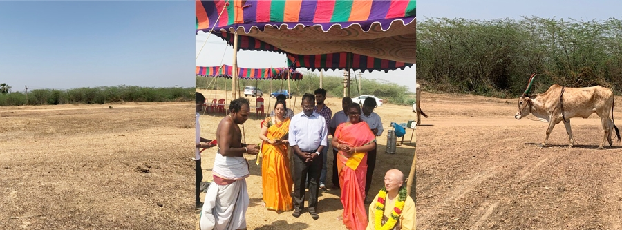 Welcome to Bodhidharma Dojo Foundation, Kancheepuram